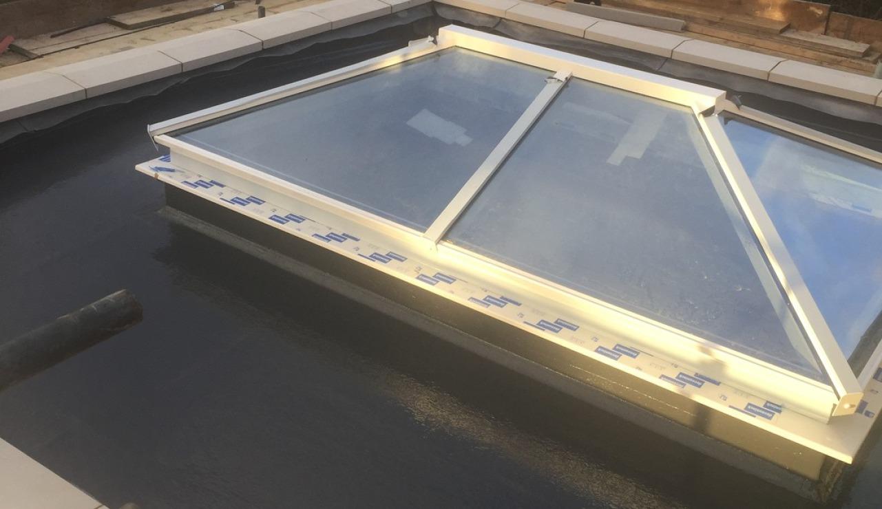 wokingham roofing grp flat roof